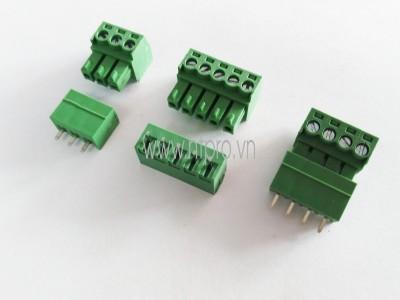 Domino 10P-KF2EDGR-3.81MM-300V8A Chân Thẳng