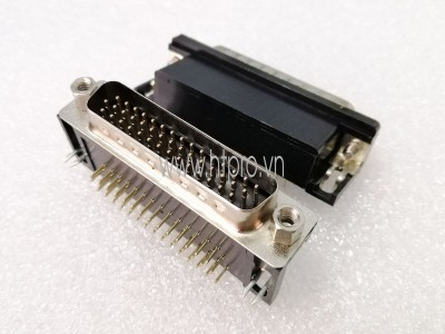 Connector DB44 Male Nằm Ngang Hàn PCB