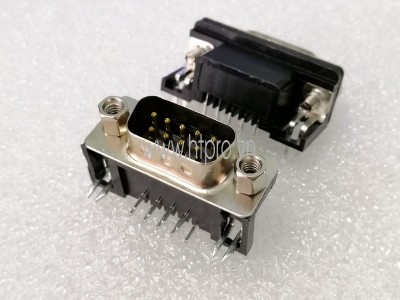 Connector DB9 Male Nằm Ngang Hàn PCB