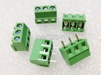 Domino 3Pin KF128 2P 3.81MM