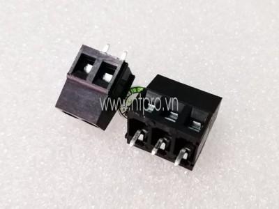 Domino 3Pin KF128 3P 5.08MM Màu Đen