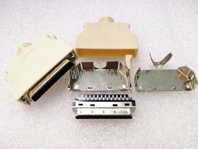 Đầu Nối SCSI 14Pin-Male
