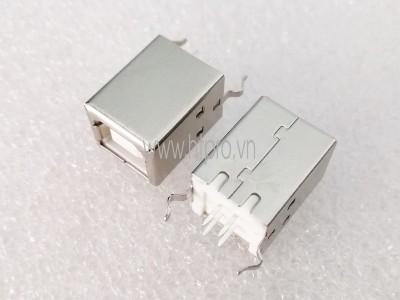 Cổng USB Type B Cái 4Pin BF180