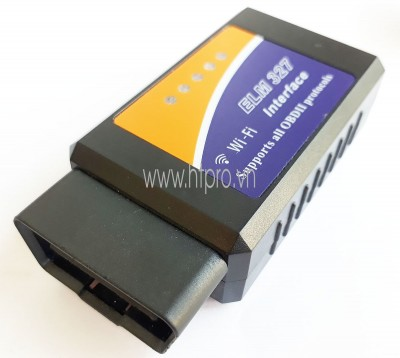 ELM327 OBD-II ScanTool Wifi