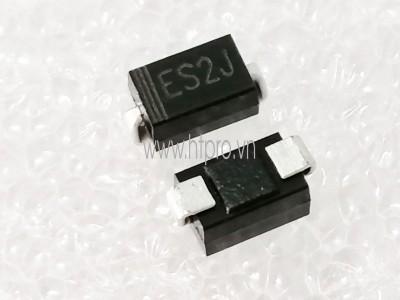 ES2J SF28 SMA DO-214AC 2A 600V