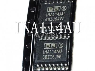 INA114AU SOP-16