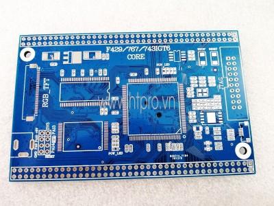 PCB Kit STM32 Cortex-M4 STM32F429IGT6