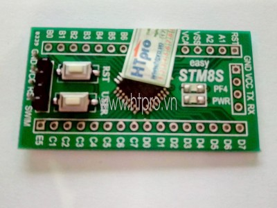 easy STM8S mini KIT