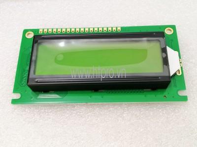 LCD 12232 Nền Xanh Lá