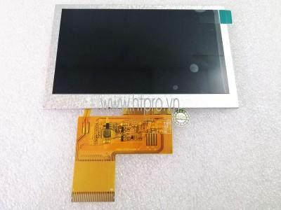 LCD 4.3 Inch IPS 800x480 40Pin