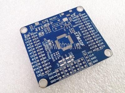 PCB easy STM32F LQFP64