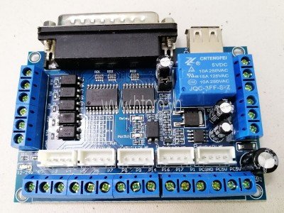 MACH3 điều khiển CNC 5 trục