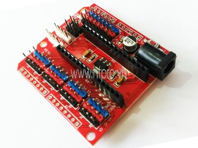 SOCKET KIT Arduino NANO Full