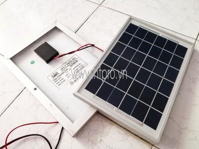 Tấm Năng Lượng Mặt Trời 6W Solar Photovoltaic Panel-6W