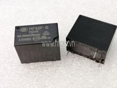 Relay HF32F-G-012 HS 10A