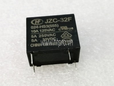 Relay HF32F-JZC-32F-024 HS3 5A