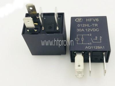 Relay HFV6-012HL-TR 30A14VDC