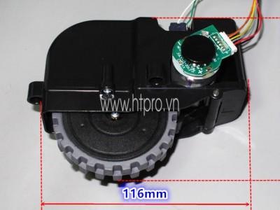 Bánh Xe Động Cơ Lắp Ráp CR120-18 L