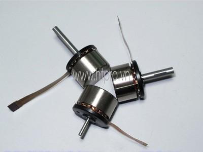 Động cơ BLDC 5-12V Trục Dài 22.8MM