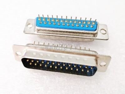Connector DB25 Male Thẳng Hàn PCB