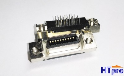 Half Pitch Connector 20Pin Female Chân Thẳng