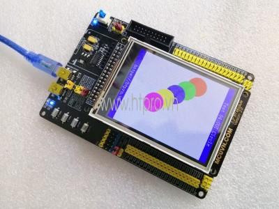 Project Driver ILI9341 cho STM32F103VET6