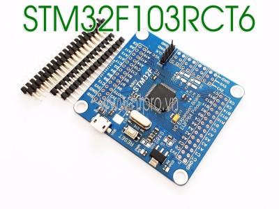 KIT STM32F103RCT6 mở rộng ra chân I/O-easySTM32