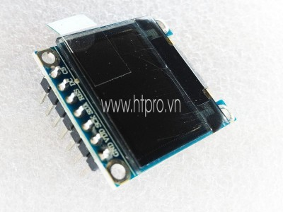 0.95 inch 7P RGB OLED SSD1331 giao tiếp SPI
