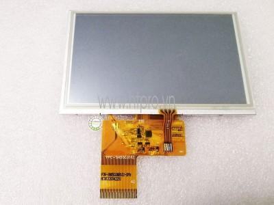 LCD 5.0 Inch HDMI 800x480 40Pin