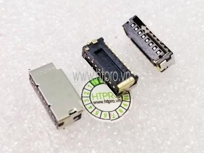 Khay Thẻ Nhớ Micro SD Card 8Pin Thân Ngắn