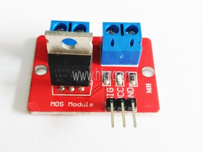 Module MOSFET IRF520