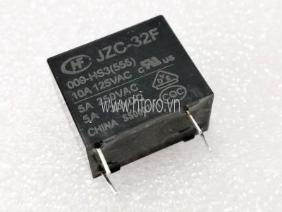 Relay HF32F-JZC-32F-009 HS3 5A