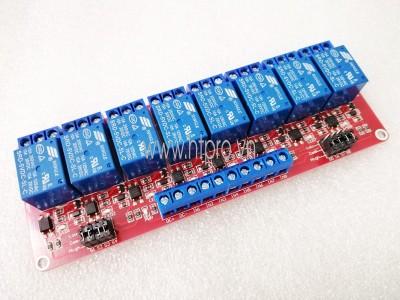 Module 8 Relay 5VDC