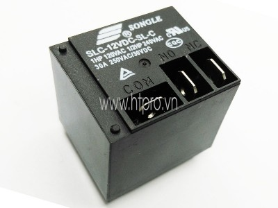 Relay SLC-12VDC-SL-C
