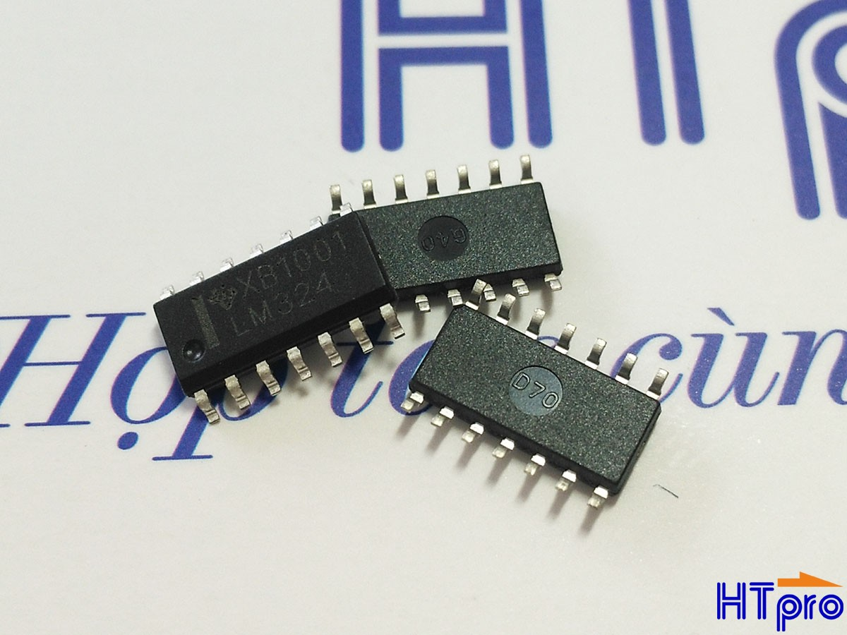 LM324 SMD SOIC-14